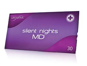 Silent Night er et soveplaster fra Lifewave som er godkendt i EU som behandling mod søvnløshed